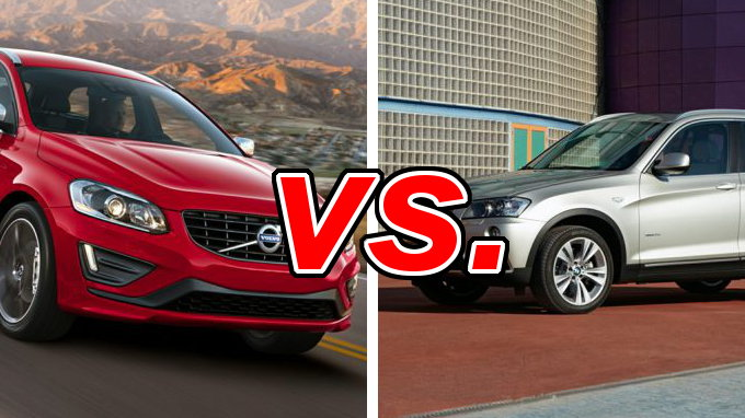 Honda cr v vs volvo xc60 price comparison autos post for Honda cr v vs bmw x3
