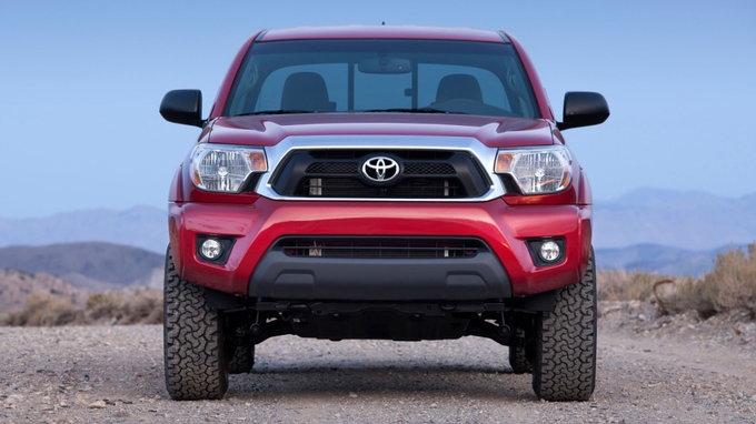 2016 toyota tacoma news pricing and release date. Black Bedroom Furniture Sets. Home Design Ideas