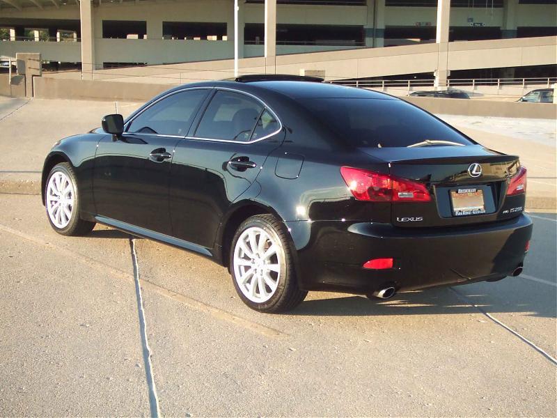 Lexus window tint modifications clublexus for 20 percent window tint