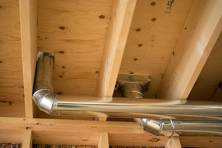 finishing a basement 8 heating ventilation and plumbing