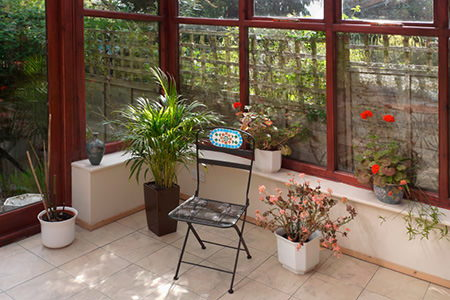 How to add a sunroom to your home Do it yourself sunroom