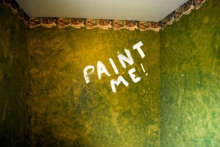 how to paint vinyl wallpaper 2017  Grasscloth Wallpaper