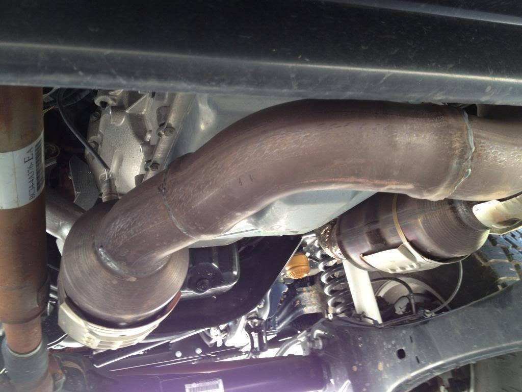 Ford F250 Diesel Mpg >> Ford Super Duty: How to Replace Catalytic Converter/Diesel ...