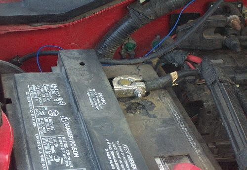 Battery Replacement F150