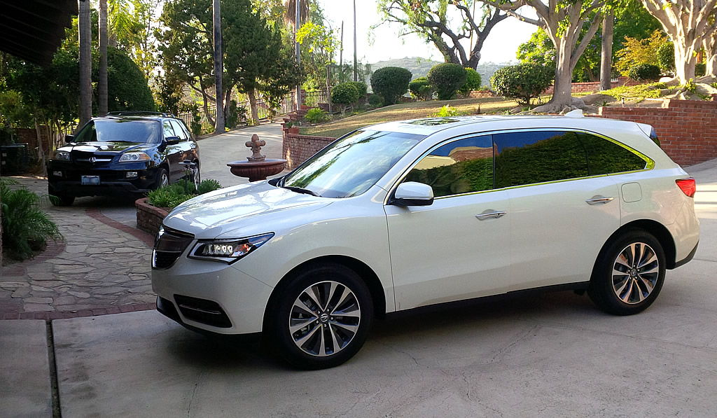 Hubler Nissan Used Cars Of 2006 Acura Mdx Awd Touring W Navi Entertainment System ...