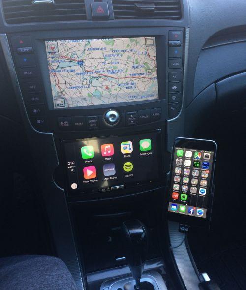 Just Installed: Alpine ILX-007 (aka Apple CarPlay