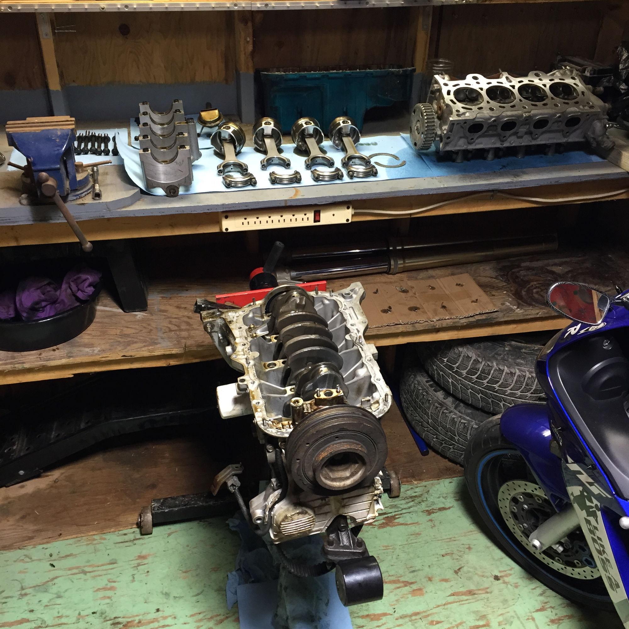 D16 Turbo Build