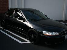 1999 accord V6
