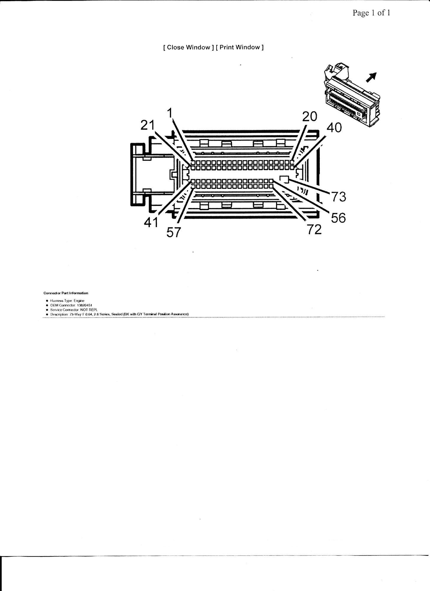 2014 l83 5 3 direct injection e92 ecm pin outs