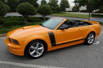 2007 Grabber Orange GT Convertible