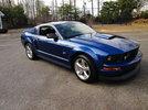 Garage - blue beauty