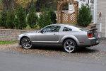 2008 Mustang GT 500