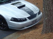 my 2nd stang after painting