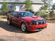 Kona-08 Mustang GT/CS