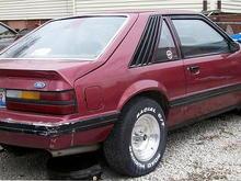 Davids Mustang 1