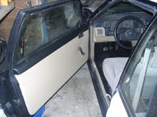 Recovered Door Panel