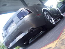 After i tinted the tails