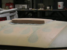 pics of the Xenon hood scoop