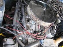 1988 Mustang 351W