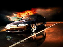 95 gt photoshoped