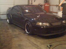 2002 Ford Mustang GT PrOcHaRgEd