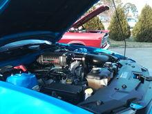 Motor Showing