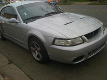 One thing I'm changing is the headlights..... not a fan of all clear....thinking about going with all smoked out lights