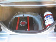 Nitrous and Fuel Cell