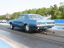 '67 Coupe Drag Car