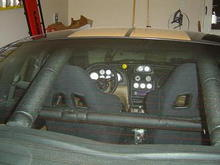 rear interior view
