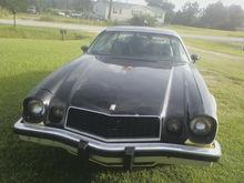 my 1976 camaro lt