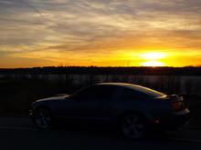 Tungsten @ sunset!