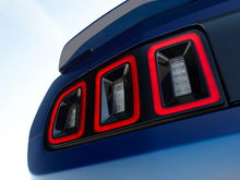 13FordMustang taillights
