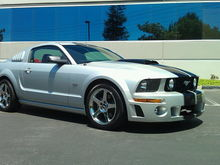Garage - 2005 Ford Mustang GT
