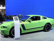 04 boss 302 gotta have it green