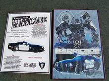 Decepticon Barricade 09