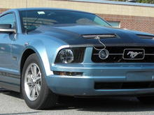 Pony Package Grille & Hood Pins