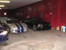 the 98 GTS Viper an saleen