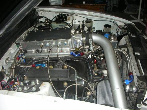 Motor shot