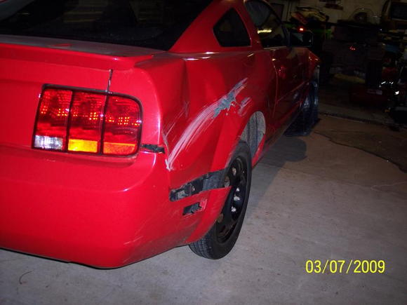 bad rear