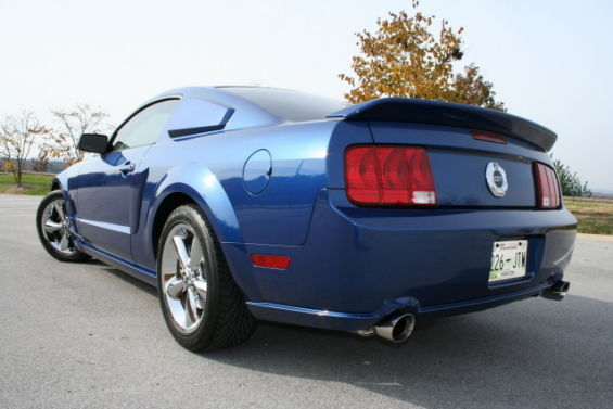 Nice asss, Billy Boat Exhaust, GT500 wing