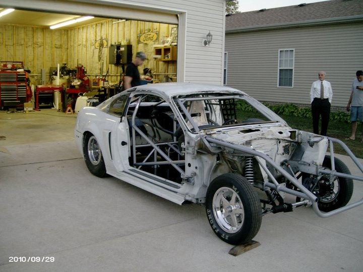 Tube Frame Classic Car