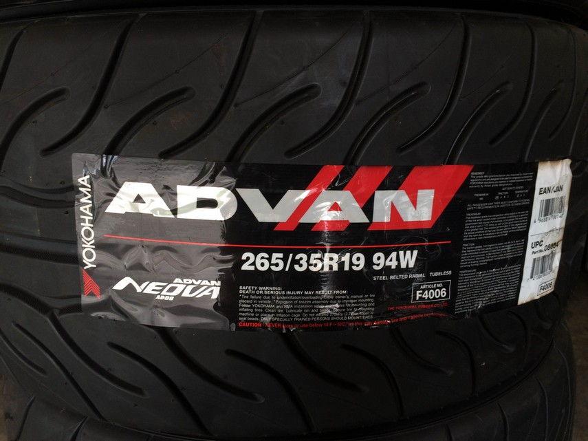 [FS]: Yokohama AD08 Tires for Nismo Z33 - MY350Z.COM Forums