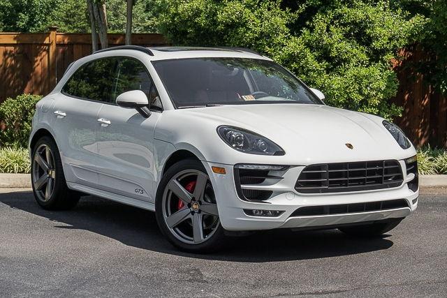 Dealer Inventory 2017 Porsche Macan Gts Carerra White