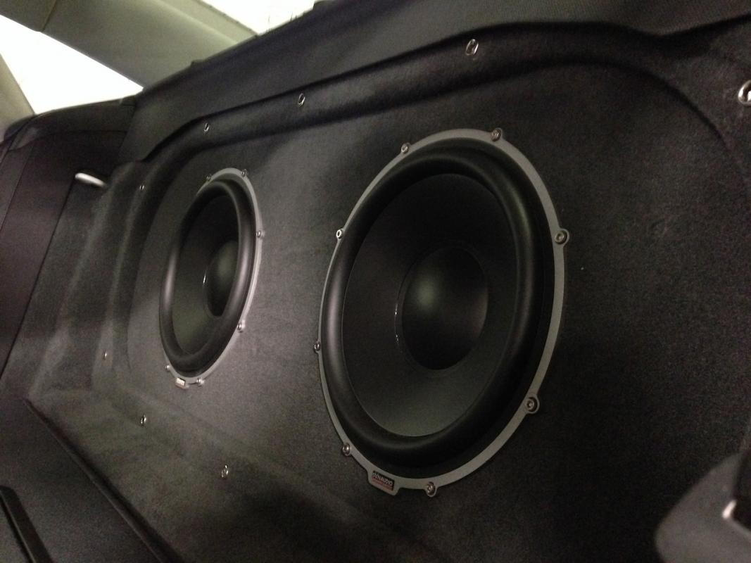 Audi S5 with Bang+Olufsen - Car Audio | DiyMobileAudio com | Car