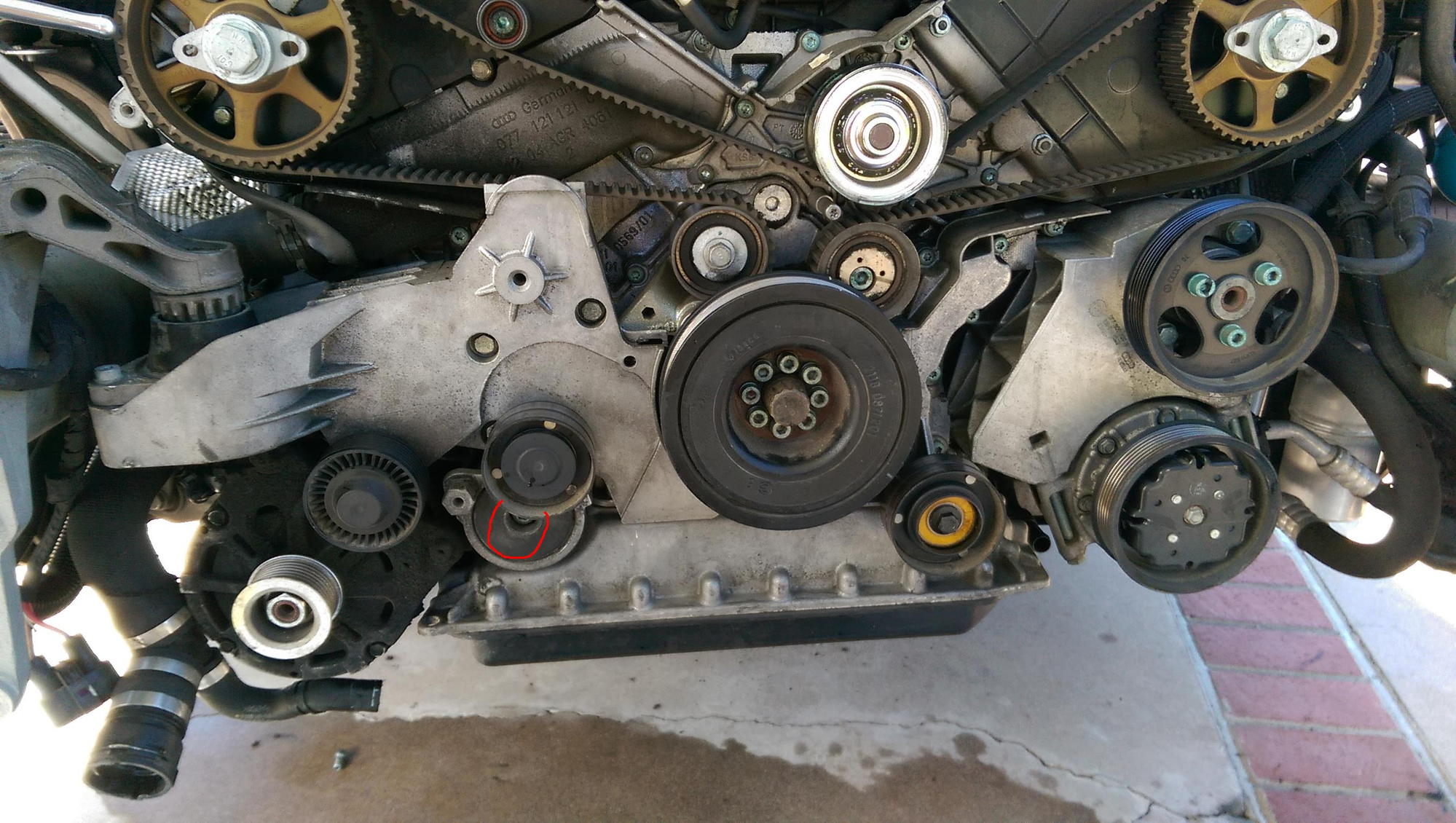 Audizine Forums | Audi V8 Quattro Engine Diagram |  | Audizine Forums