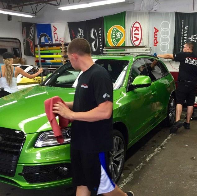 2015 Audi Sq5 Interior: 2015 Audi Exclusive SQ5- TH3 HULK Build/Photo Thread