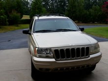 2001 Jeep Limited