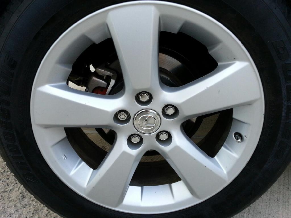 Lexus White Plains >> NY FS (2004 RX 330 rims with tires for sale!) - Club Lexus Forums