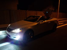 My Lexus IS C